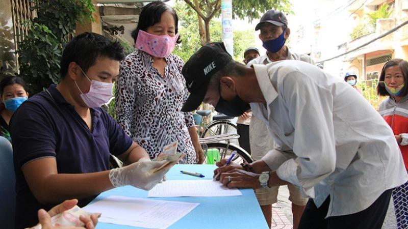 Gói hỗ trợ an sinh xã hội: Trong tháng 4 sẽ triển khai đến người dân