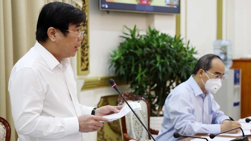 TP HCM kiến nghị được mở lại một số hoạt động thiết yếu