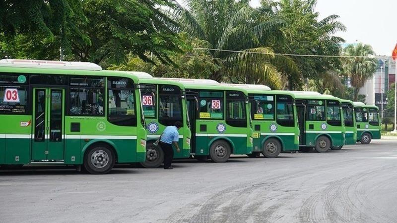 TP HCM tiếp tục dừng xe công cộng đến hết ngày 22/4.