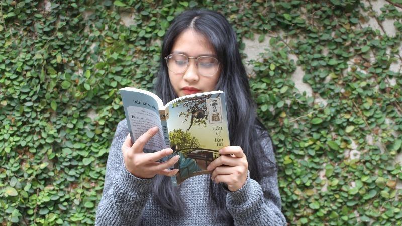 Ở nhà… mùa đọc sách