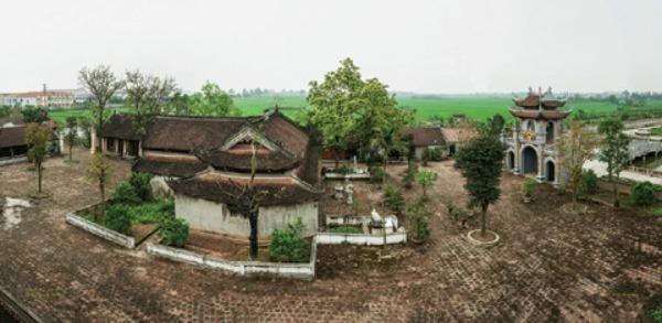 Huyền tích việc trấn yểm nơi sinh Vua Lý Thái Tổ
