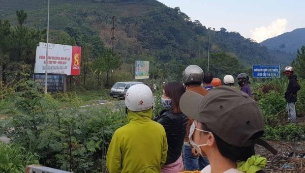 Nam thanh niên tử vong trong tư thế treo cổ trên đèo Bảo Lộc