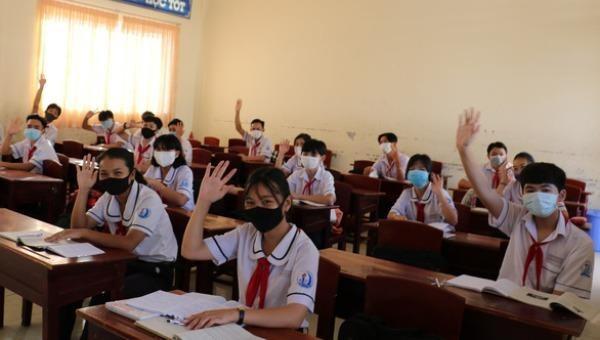 Những tỉnh đầu tiên cho học sinh đi học trở lại