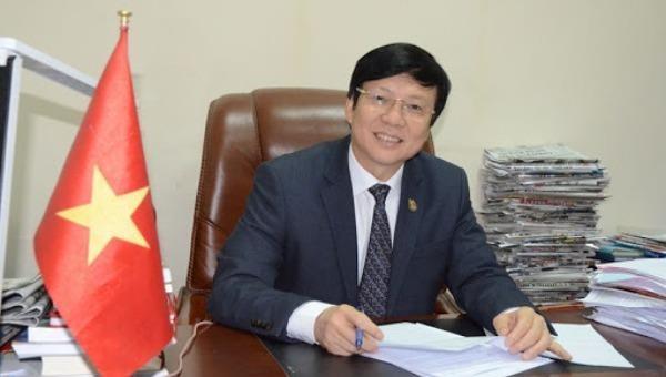 Nhà báo Hồ Quang Lợi.
