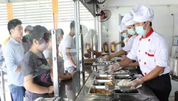 Bảo đảm an toàn thực phẩm trong phòng chống dịch