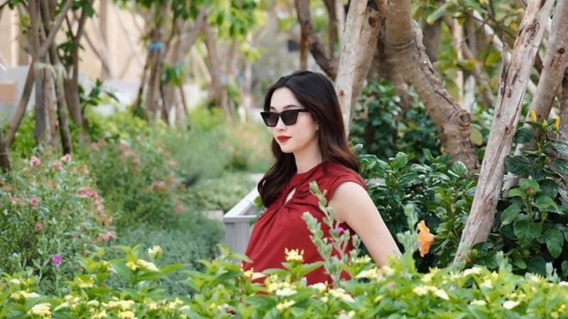 Hoa hậu Đặng Thu Thảo hé lộ sinh con thứ hai