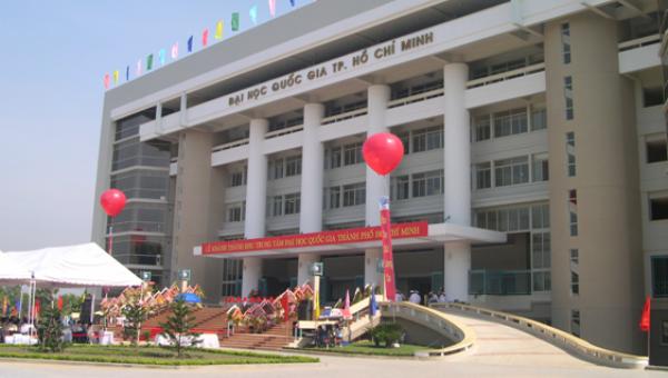 Trường Đại học Quốc gia TP HCM.