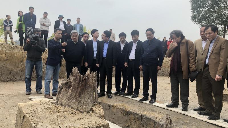 Bí thư Hải Phòng nói về dự án bảo tồn bãi cọc Cao Quỳ: Trách nhiệm trước lịch sử dân tộc