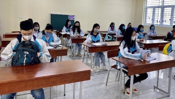 TP HCM điều chỉnh khoảng cách an toàn khi học sinh trở lại trường