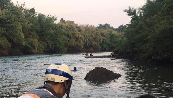 Tìm thấy thi thể học sinh lớp 12 bị đuối nước