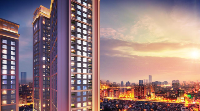 'Đẹp từng centimet' với căn hộ hạng sang tại tọa độ vàng của Thủ đô
