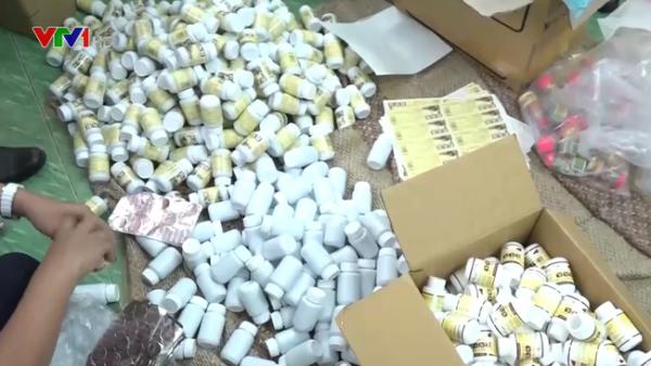 TP HCM chấn chỉnh tình trạng bán thuốc giả