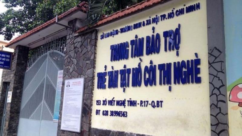 Trung tâm bảo trợ trẻ tàn tật mồ côi Thị Nghè