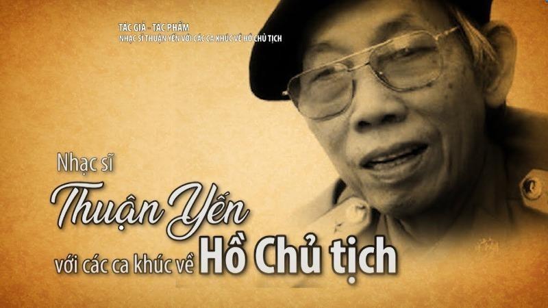 Hồ Chí Minh - Nguồn cảm hứng vô tận
