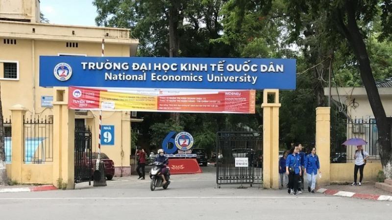 Ba phương thức tuyển sinh của trường Đại học kinh tế Quốc dân