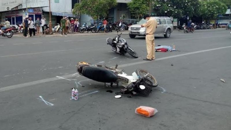 Tai nạn giao thông khiến 3 người tử vong sáng 14/5