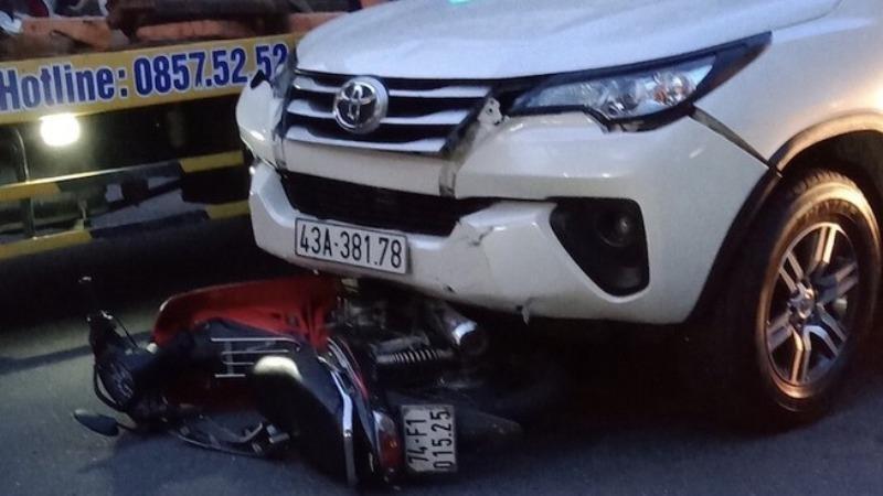 Nữ giáo viên bị ô tô tông tử vong