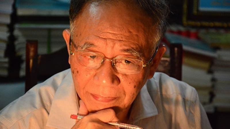 GS. TS Hoàng Chí Bảo: Pho sử sống về Bác Hồ