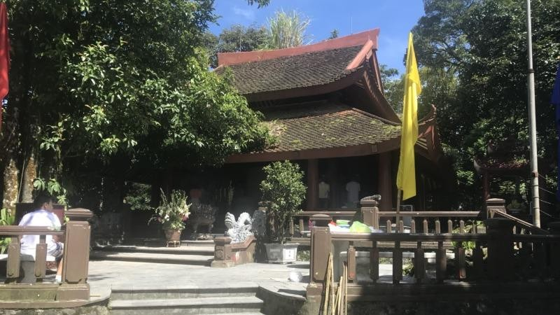 Thiêng liêng những đền thờ Bác