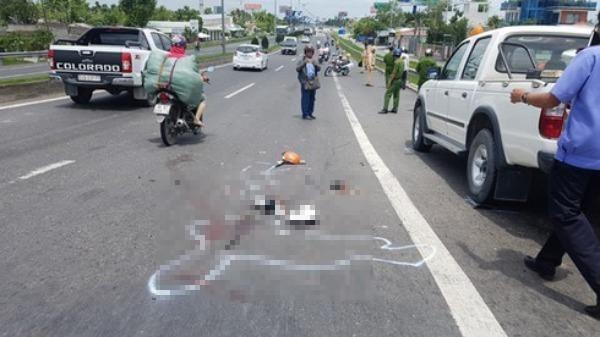 Gây tai nạn khiến 1 người chết, 1 người trọng thương, tài xế trốn khỏi hiện trường