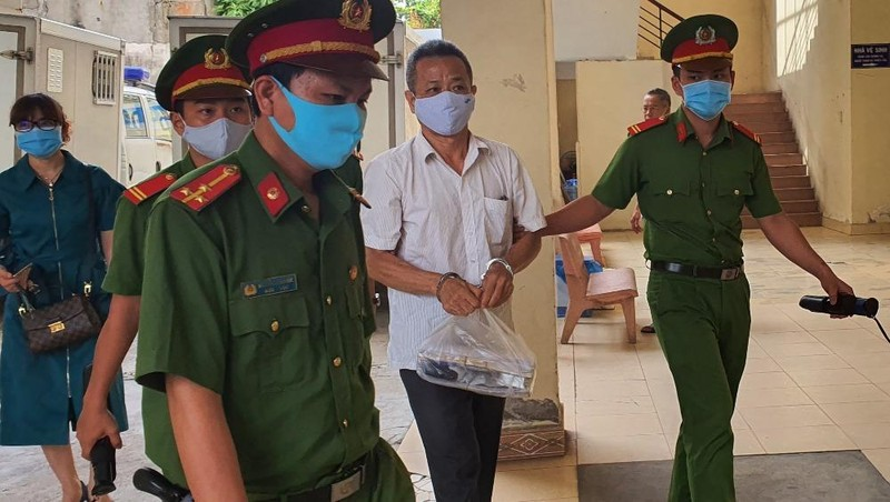 Ông Khanh bị bắt tạm giam từ tháng 8/2018 đến nay.