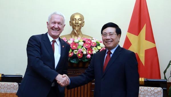 Tiềm năng hợp tác giữa Việt Nam - Thụy Sĩ còn rất lớn