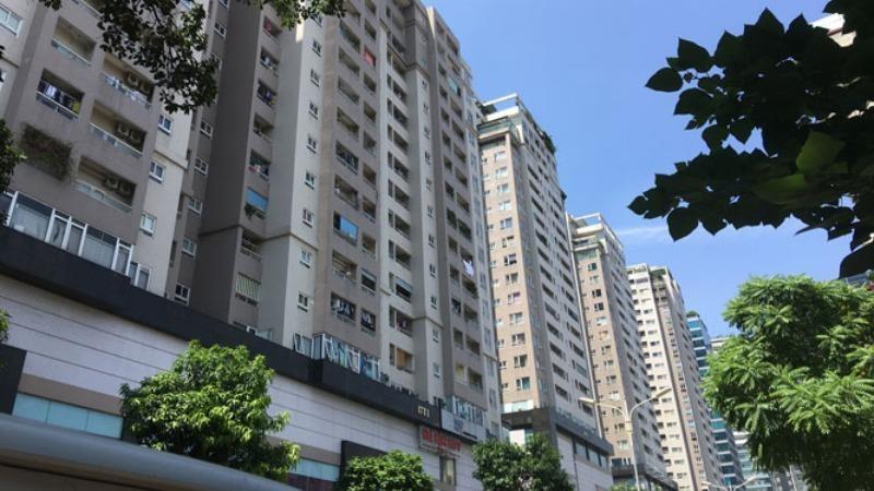 Hà Nội kiểm tra việc quản lý nhà chung cư