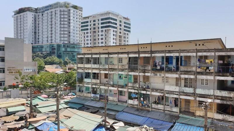 TP HCM có 1.401 tòa chung cư