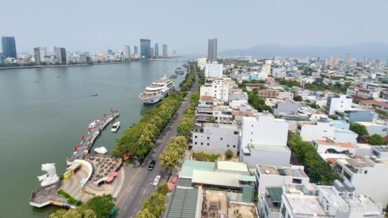 Đà Nẵng cần đến 300 nghìn tỷ để thực hiện đồ án quy hoạch chung thành phố. Ảnh: Vĩnh Nhân/Dân trí