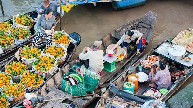 Đồng bằng sông Cửu Long có ưu thế về thiên nhiên tươi đẹp, địa hình sông nước nhưng cần đổi mới để thu hút du khách