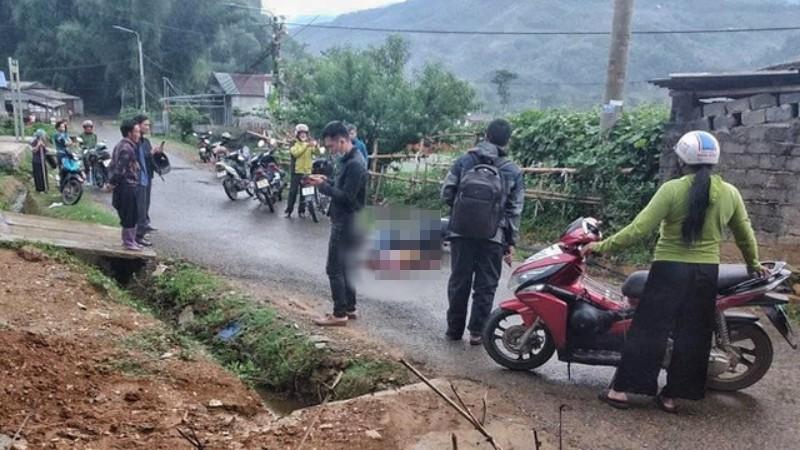 Cô giáo tử vong trên đường tới trường