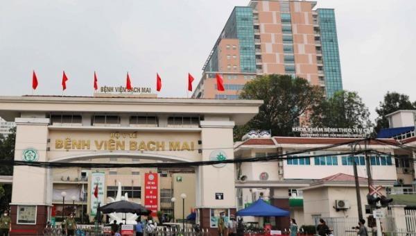 Bệnh viện Bạch Mai sẽ không còn giường dịch vụ