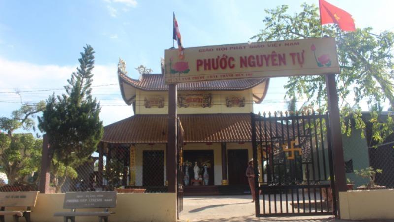 Nhà chùa bị trộm gần 20 lượng vàng