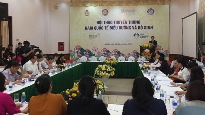 Hội thảo ghi nhận vai trò đội ngũ điều dưỡng
