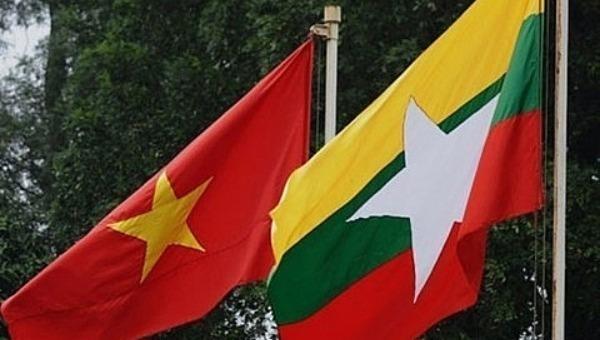 Phát triển mạnh mẽ quan hệ Việt Nam – Myanmar