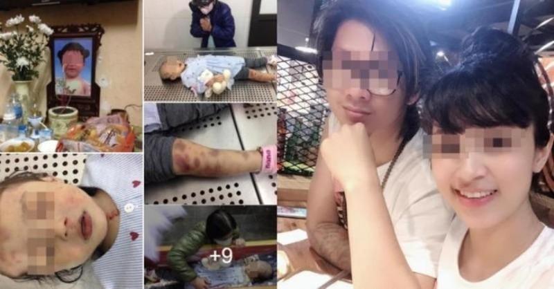 Mẹ đẻ và bố dượng nhẫn tâm bỏ đói, đánh đập con gái 4 tuổi cho tới chết.