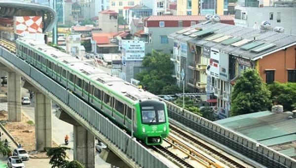 Dự án đường sắt Cát Linh - Hà Đông