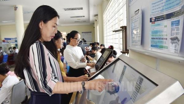 TP Hồ Chí Minh nỗ lực nâng cao hiệu quả hành chính công