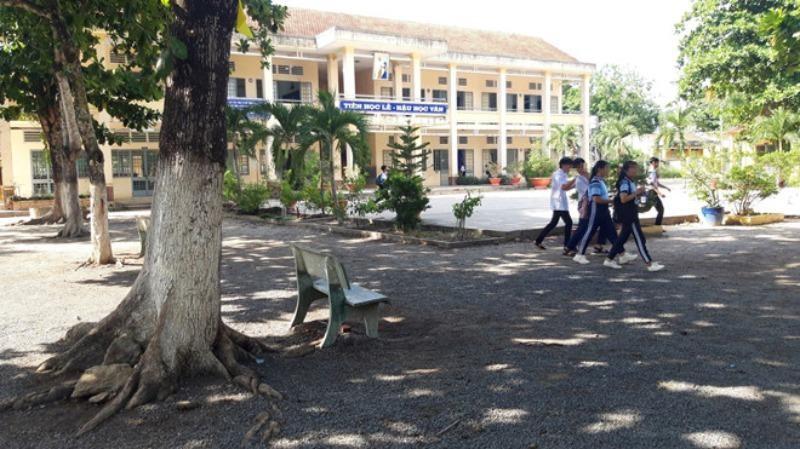 Trường THCS Phước Minh.