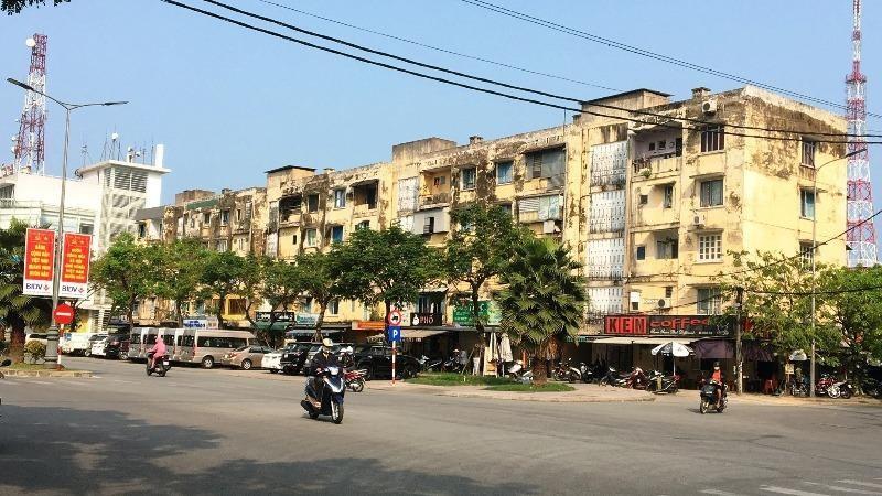 Cải tạo khu chung cư Đống Đa (Thừa Thiên - Huế): Cân nhắc tìm nhà đầu tư có năng lực