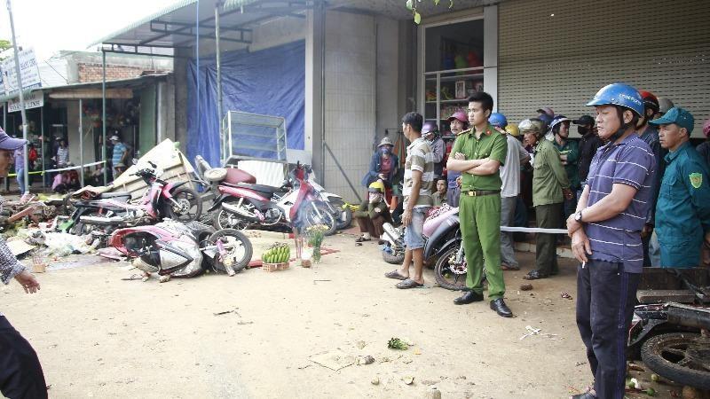 Nhân chứng kể lại lúc xe ô tô lao vào chợ khiến 5 người chết
