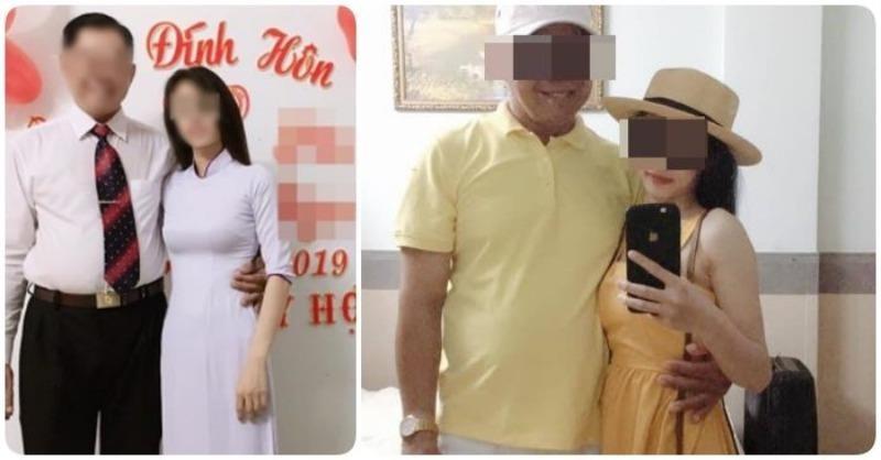 Tin mới vụ thầy giáo đính hôn với học trò: Cô gái nằm viện, người tình bỏ đi?