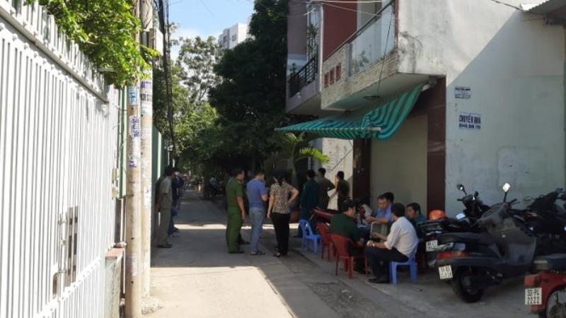 Người phụ nữ trong vụ cháy phòng trọ ở Tân Phú đã qua đời