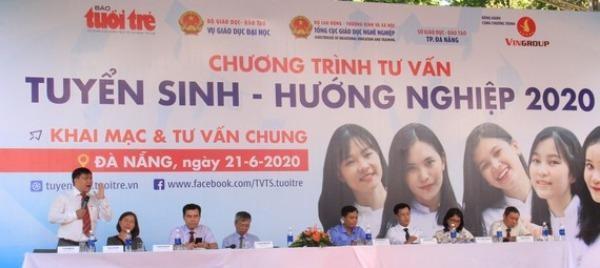 Chương trình tư vấn tuyển sinh- hướng nghiệp năm 2020 tại Đà Nẵng