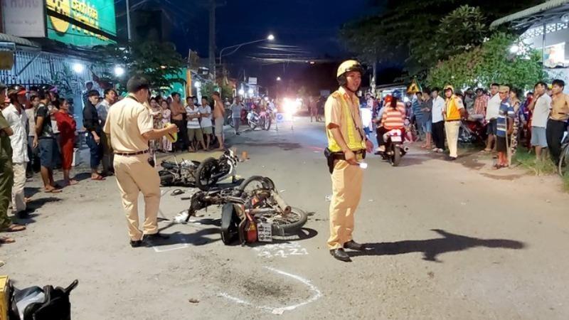Bỏ đi sau va chạm, nam thanh niên bị tai nạn tử vong