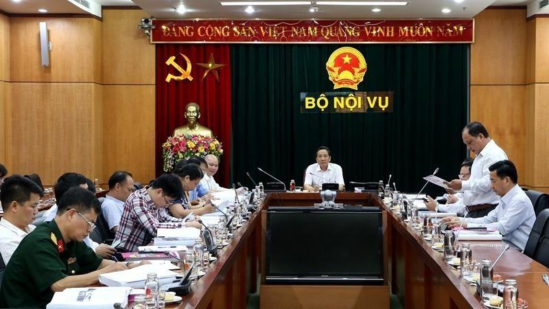 Thông qua đề án thành lập thành phố Hồng Ngự, tỉnh Đồng Tháp