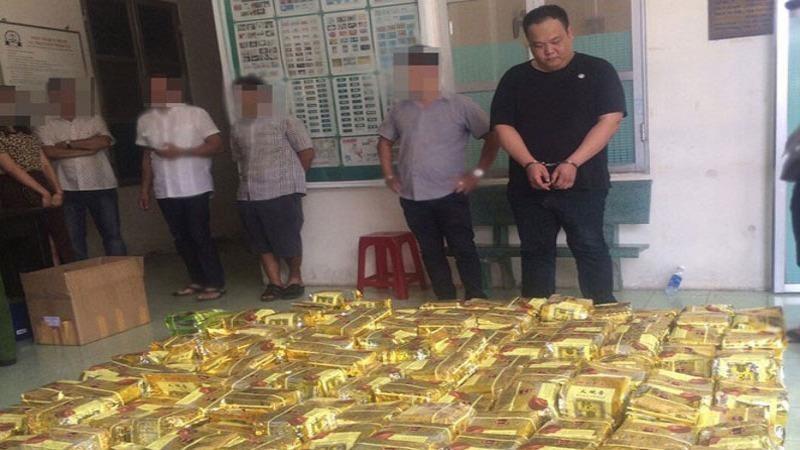 Truy tố 2 người nước ngoài vận chuyển trái phép 606kg ma túy đá