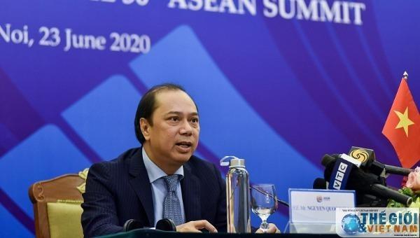 Hội nghị Cấp cao ASEAN 36 sắp diễn ra