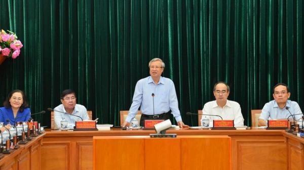 Đoàn công tác Trung ương làm việc với các địa phương