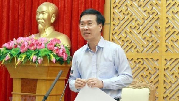 Trưởng ban Tuyên giáo Trung ương: Thực hiện nghiêm công tác nhân sự ở Đại hội Đảng bộ các cấp